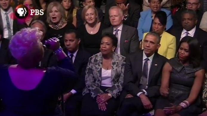 госпъл музика в Белия дом