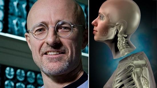 трансплантация на глава, Серджо Канаверо