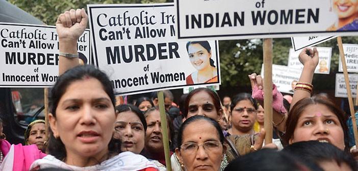 Индийски жени, момичета