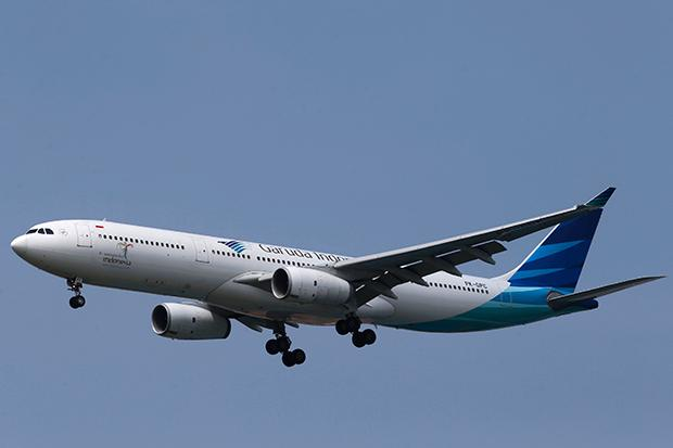 индонезиец оцеля след едночасов полет в колесника на самолет на авиокомпания Гаруда