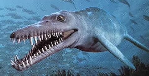 кронозавър, динозаври