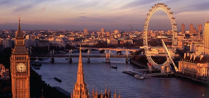 град, Лондон