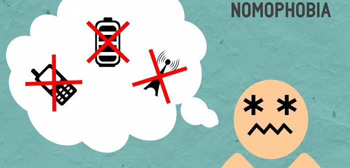 номофобия, nomophobia