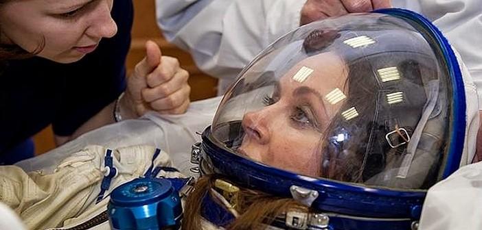 Сара Брайтман, космически турист, sarah brightman