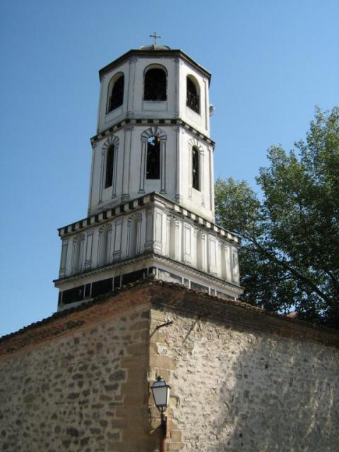 тунел, храм Св.Св. Константин и Елена, Пловдив