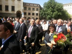 24 май, министър Тодор Танев