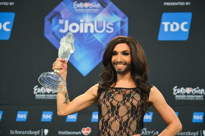 Евровизия, Кончита Вурст