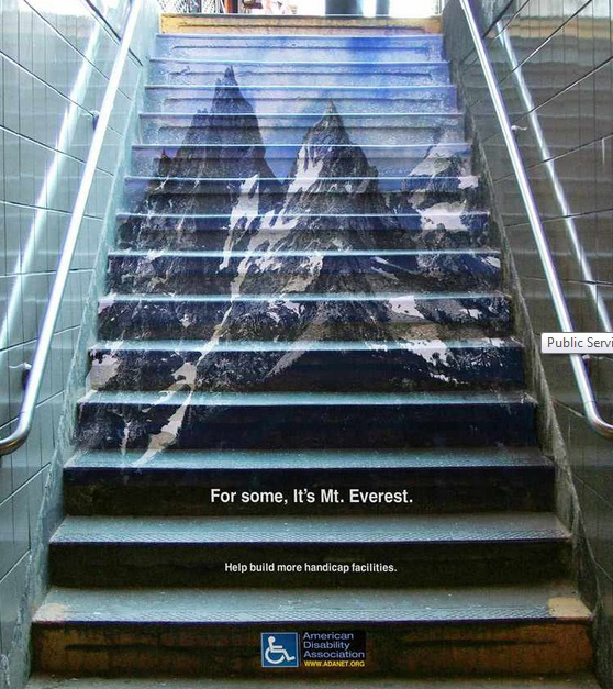 For some, it's Mt.Everest