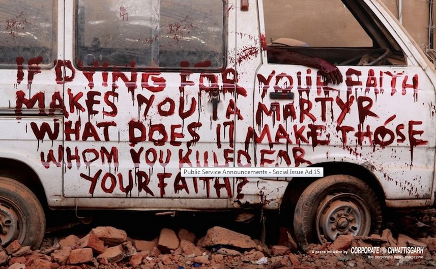 If dying for your faith makes you a martyr…