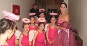 Маша Илиева, Бал в операта