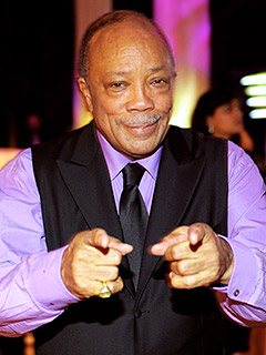 Quincy Jones, Куинси Джоунс