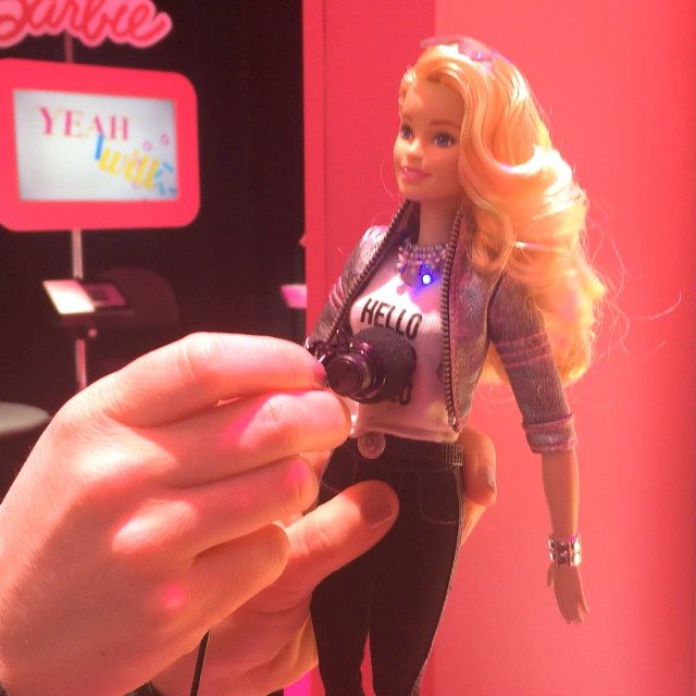Talk-to-Hello-Barbie-and-she-responds-to-you.-Shes-WiFi-enabled-tf15-toyfair15-barbie
