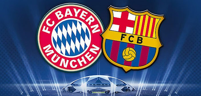 Барселона падна от Байерн, но продължава в Шампионска лига