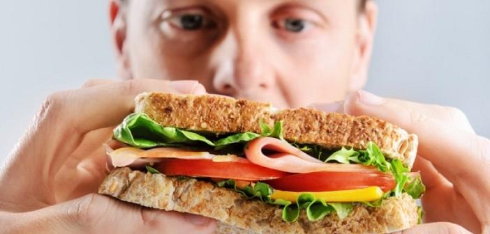 глад, храна, ситост, мозък