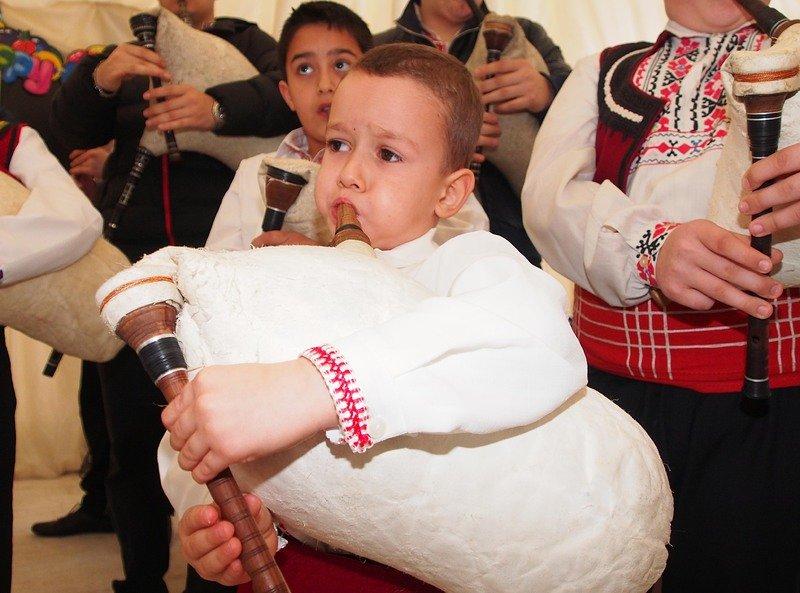 гайда, носия, българи, народ