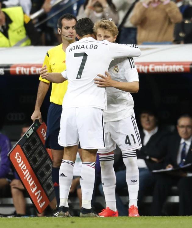 Реал Мадрид, Хетафе, Кристано Роналдо,hodegodo