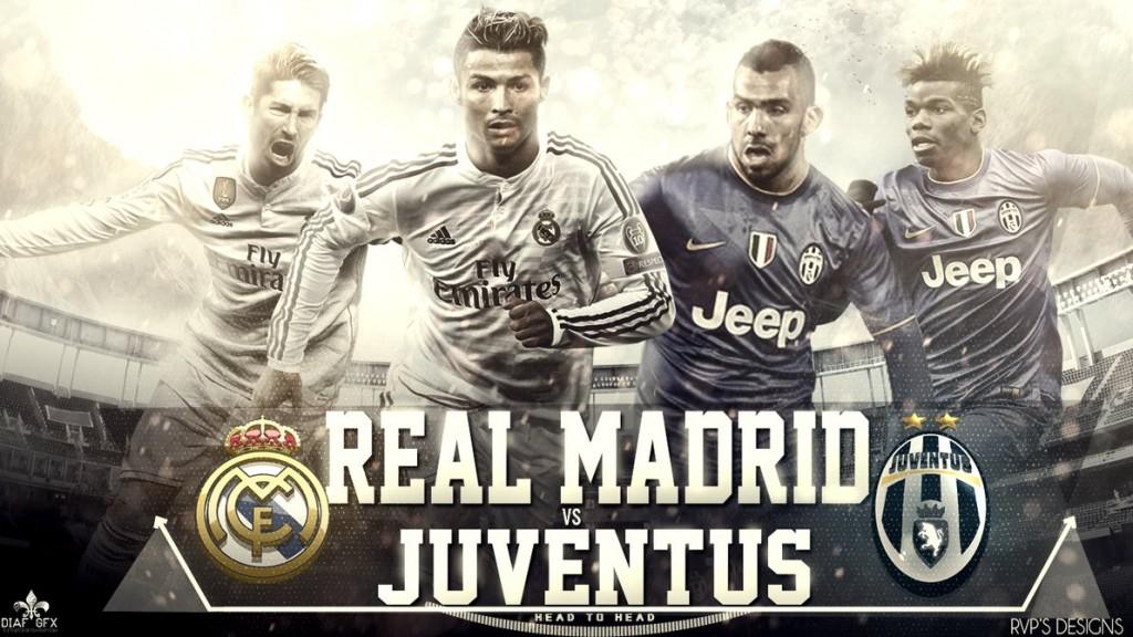 Реал Мадрид, Ювентус