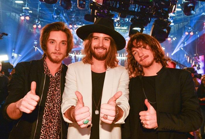 Евровизия, The Makemakes