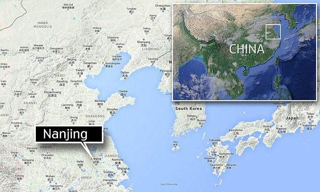 Откриха злато в Nanjing, China