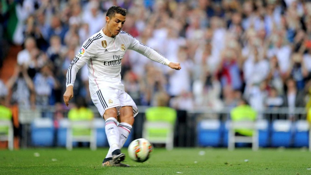 Реал Мадрид, Хетафе, Кристано Роналдо
