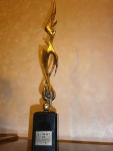 """Ваня Монева, награда """"Музикант на годината 2014"""""""