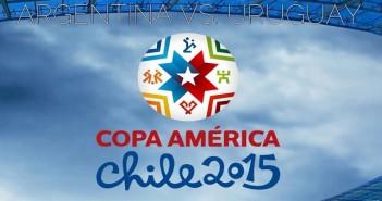Аржентина, Уругвай, Копа Америка
