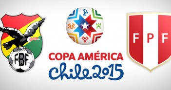Боливия, Перу, Копа Америка 2015