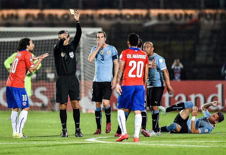 Чили, Уругвай, Копа Америка