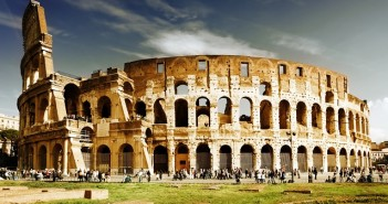 Колизеум, Колозеум, Рим