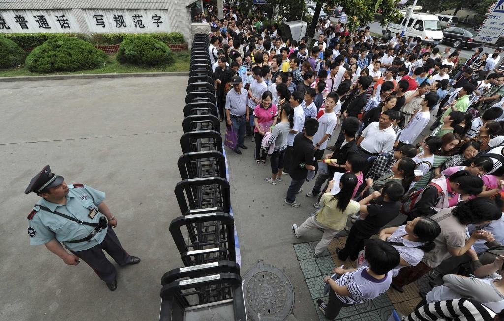 Кое е най-новото оръжие срещу преписвачи в Китай?