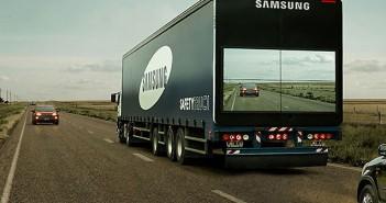 "Samsung Safety Truck, ""Прозрачни"" камиони"