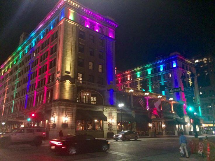 The US Grant Hotel, San Diego