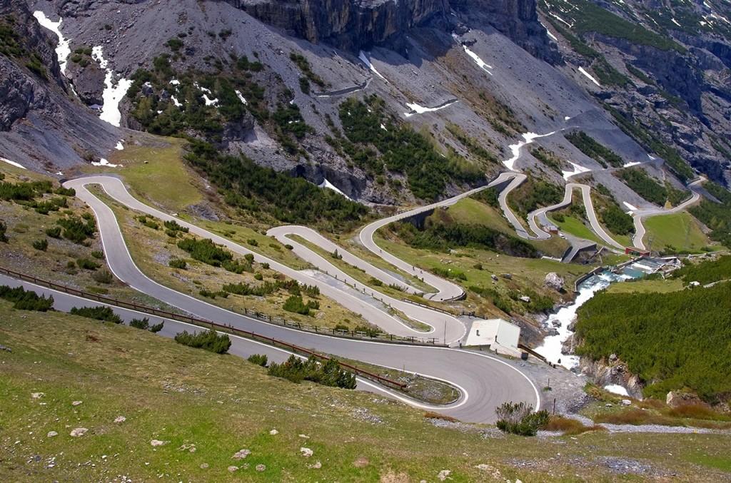 Stilfser Joch - Stelvio Pass 44