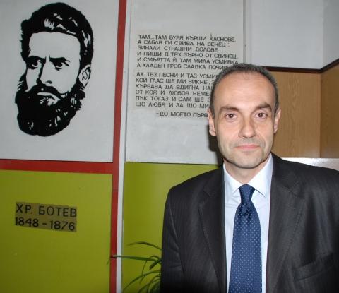 Христо Ботев, Боян Ботйов