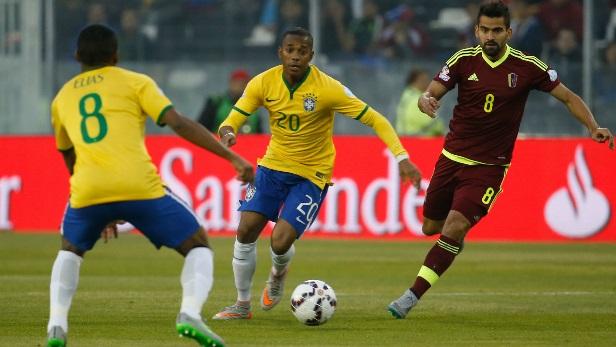 Бразилия, Венецуела, Копа Америка 2015
