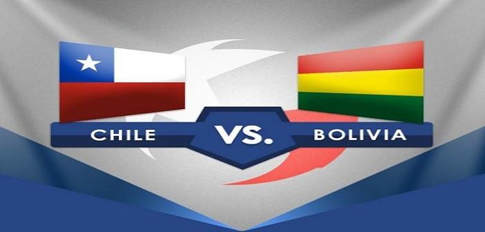 Чили, Боливия, Копа Америка 2015