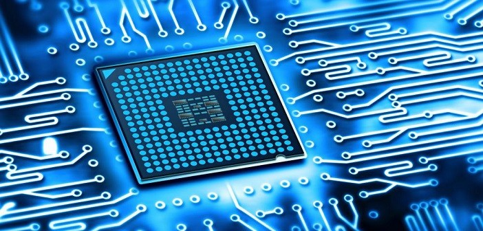 компютърен чип