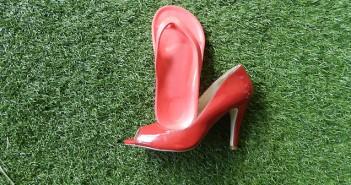 Джапанките - по-вредни от обувките с токчета?
