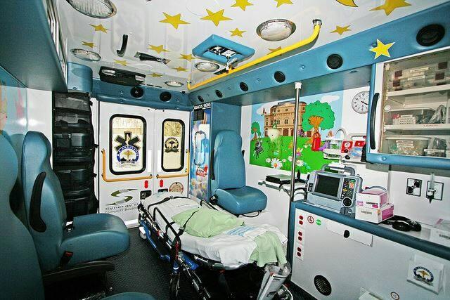 педиатрична линейка, дует Ритон