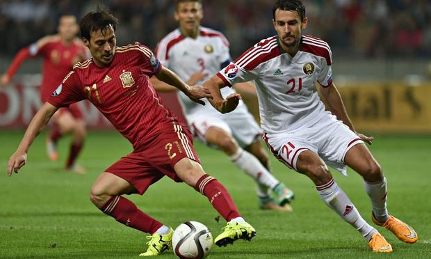 Беларус Испания 0:1