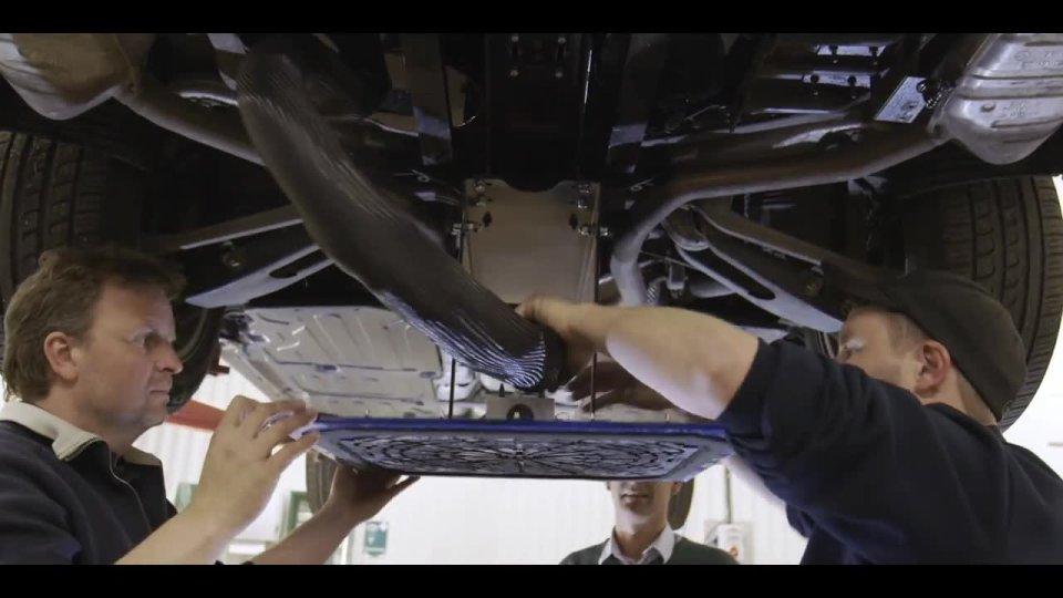 Нов вид автомобилни спирачки, които са безотказни