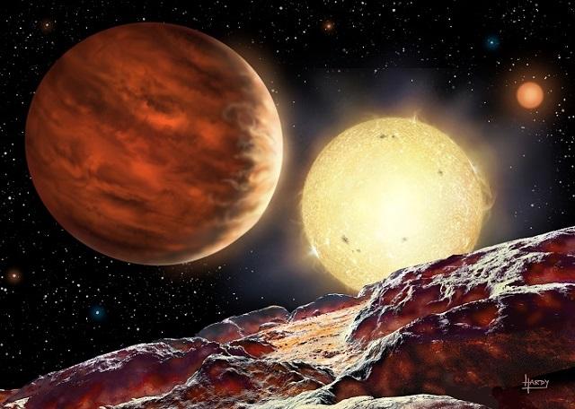 Том Уаг, нова планета, WASP-142b