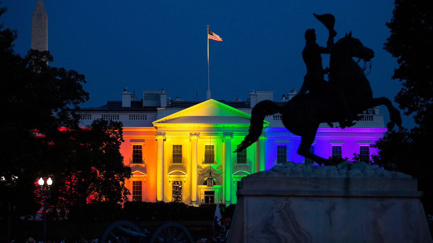 from Killian gays in white house