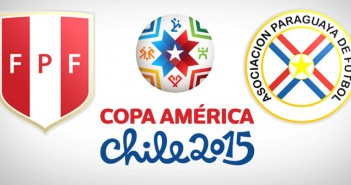 Перу, Парагвай, Копа Америка 2015