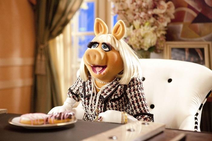 Мис Пиги, анимационни герои правят децата дебели