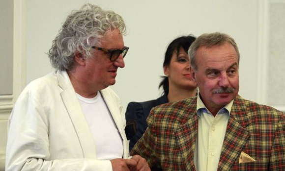 БНР, Радослав Янкулов, Георги Лозанов