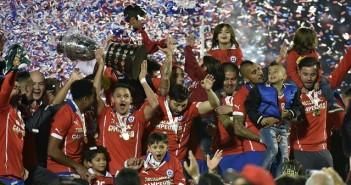 Чили, Аржентина, Копа Америка 2015