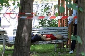 Борисовата градина, убийството на Георги