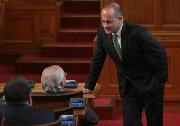 реформатори, Радан Кънев, Лютви Местан