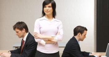 Жената-началник плаши подчинените й мъже